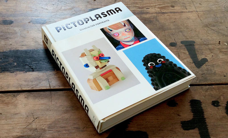 pictoplasma book character design andarosa blog