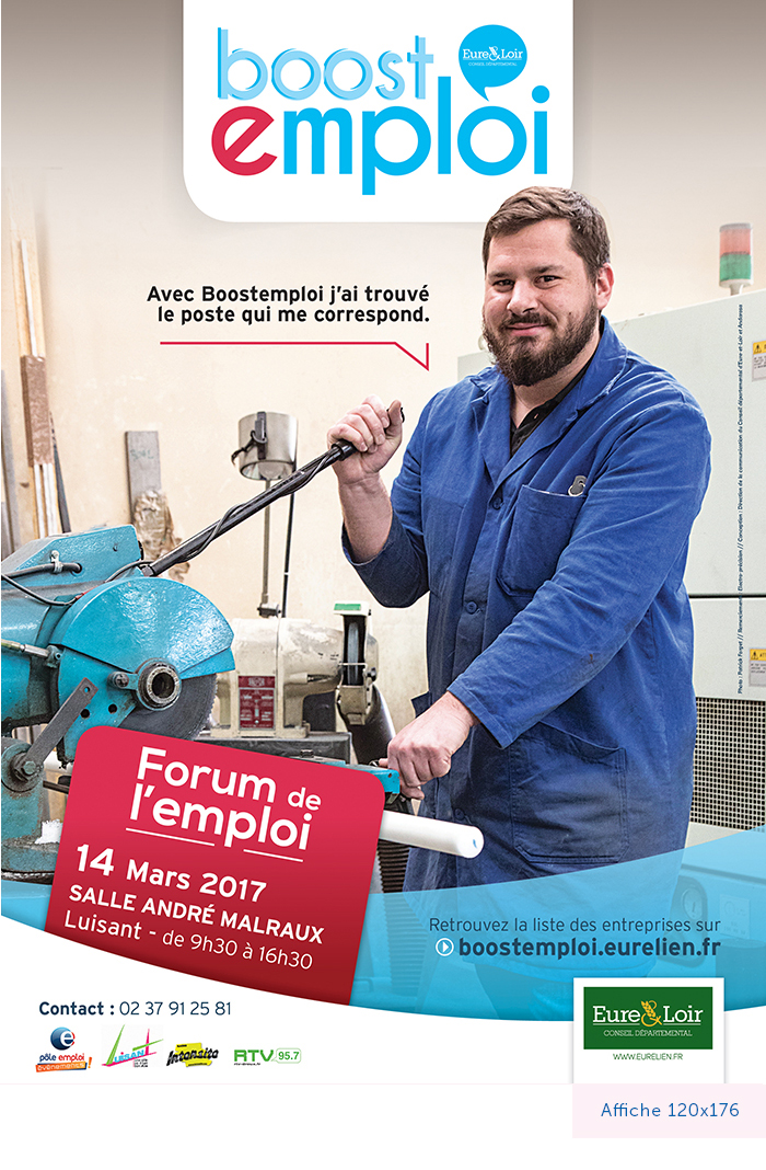 affiche_Boostemploi_forum emploi_eure et loir_communication_evenement-1