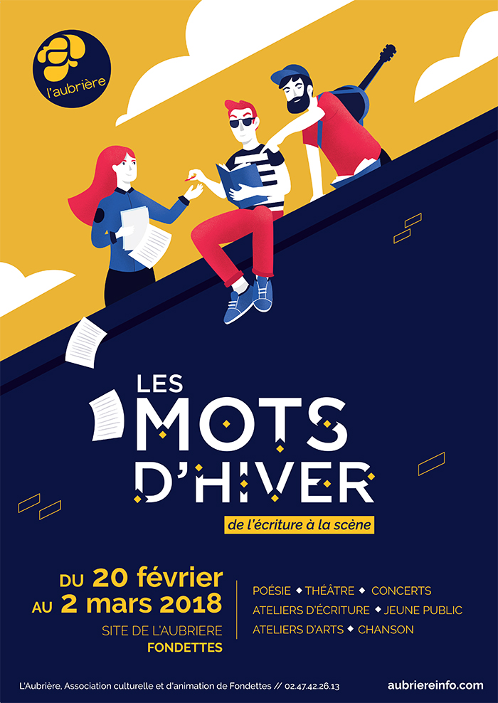 affiche-festival-musique-2018-Andarosa-graphiste-freelance-tours-37-illustration-illustratrice-illustrateur 2